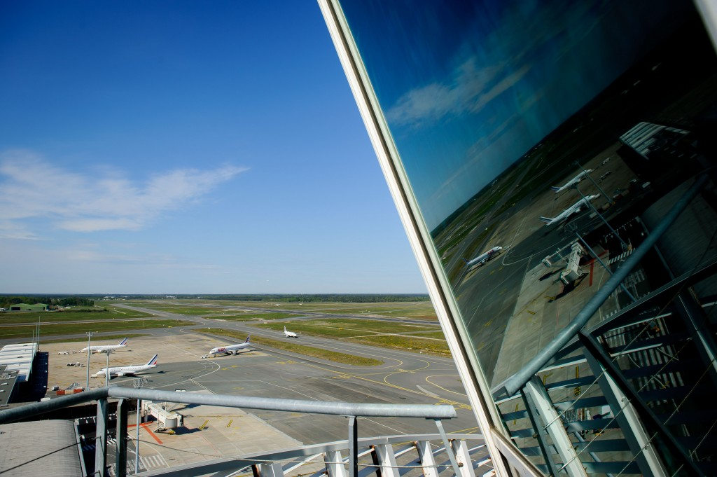Bordeaux Airport  © DGAC-DSNA / Vincent COLIN